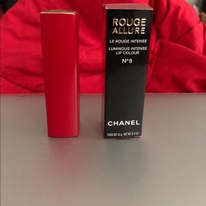 Chanel's Rouge Allure No8-Limited Edition lipstick
